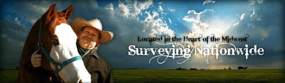 Located in the midwest, surveying nationwide!